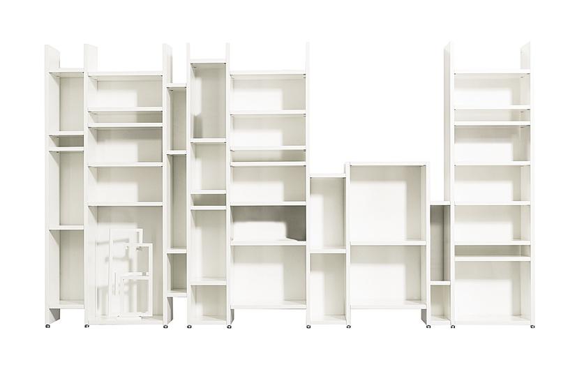 Lecco modular wall unit by BoConcept – Selector