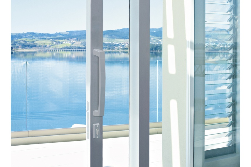 Malta® long sliding door handle