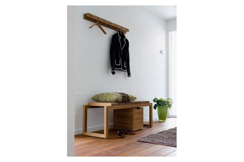 Skagerak Cutter bench in teak
