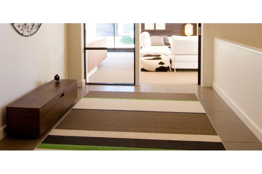 Tretford rugs at Taroona residence