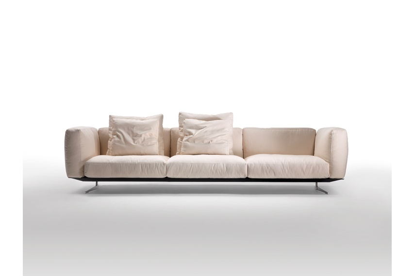 Soft dream sofa comes in a range of finishes.