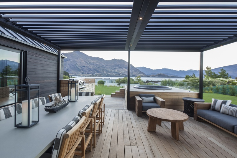 Louvre Roof Systems By Locarno Louvres Selector