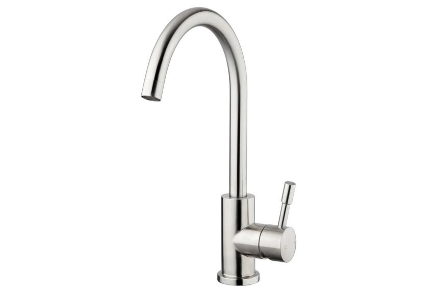 Foreno stainless steel sink mixer: FSSS1.