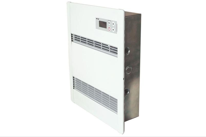 Model FM2400 flush mounted fan heater