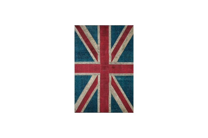 Vintage patchwork Union Jack