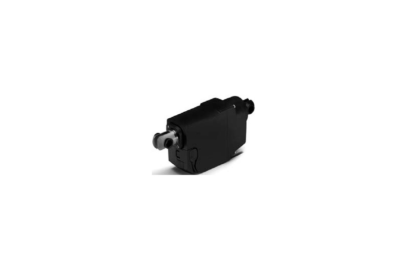 LA23 actuator is a small and strong push or pull actuator
