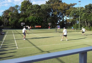 PSP Auckland Architects Tennis Tournament 2013
