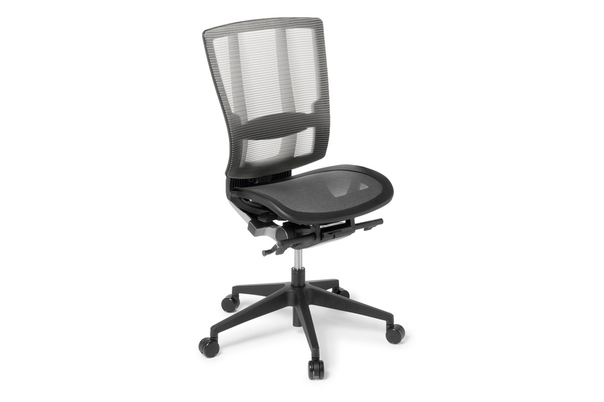 Cloud Ergo chair – mesh seat, no arms