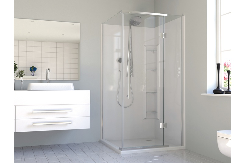 Saturn Acrylic Shower By Newline Group Selector