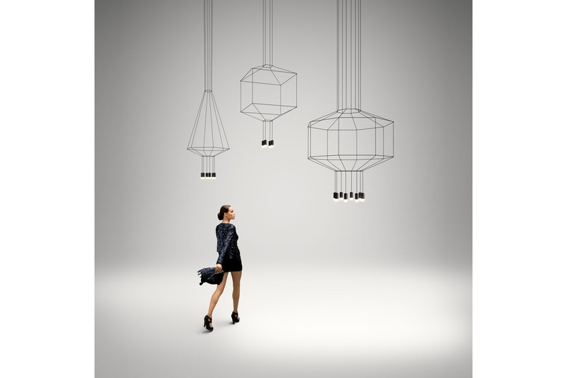 wireflow lamp by arik levy for vibia by ecc selector
