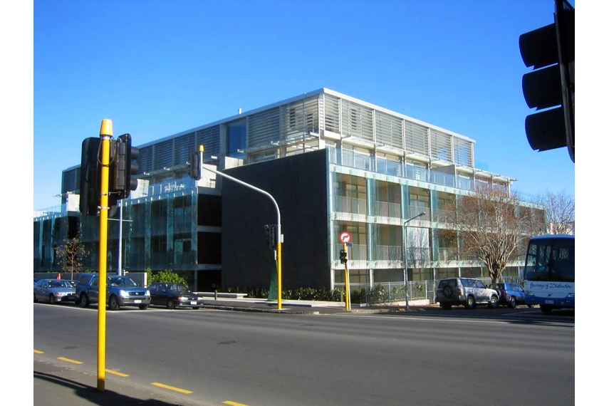 Montana residential joinery - Trinity apartments, Auckland