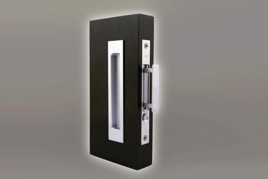 HB 680 push-button edge pull