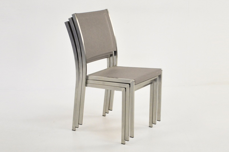 Batyline® stacking chair