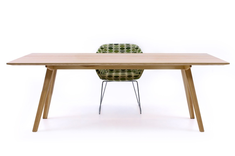 Supplier: Harrows Contract Furniture. Ikon Trestle Table