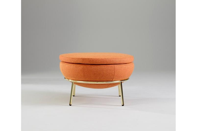 Pod foot stool.