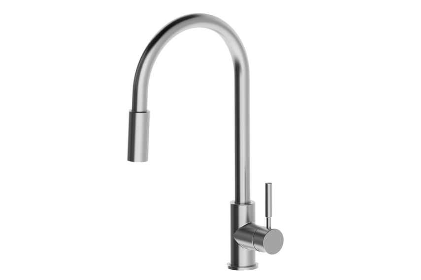 Alfresco Stainless Steel Kitchen Mixers By Greens Tapware