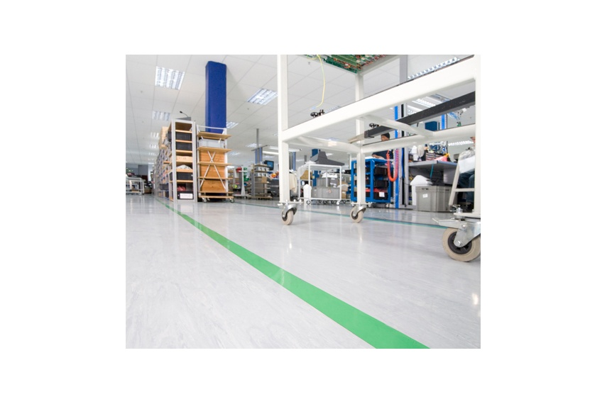 Polyflor SD is extensively used in New Zealand healthcare facilities.